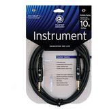PLANET WAVES Mono Twisted Instrument Cable [PW-G-10] - Cable / Connector Analog